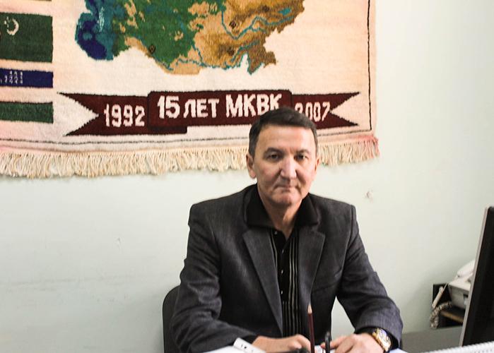 Жумаев Калыбек