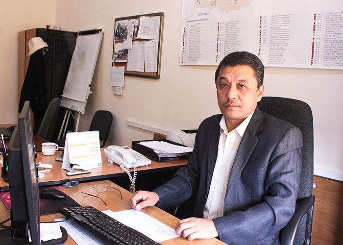 Yuldashev Aman Hoshimovich