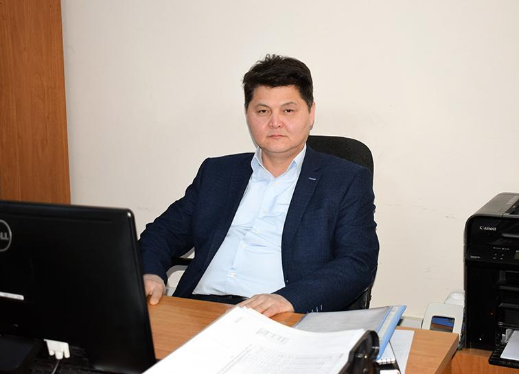 Байбосунов Нурлан Бектенович