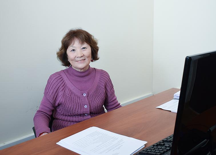 Sakhvaeva Ekaterina