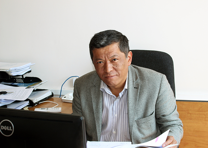 Жунусов Алтынбек