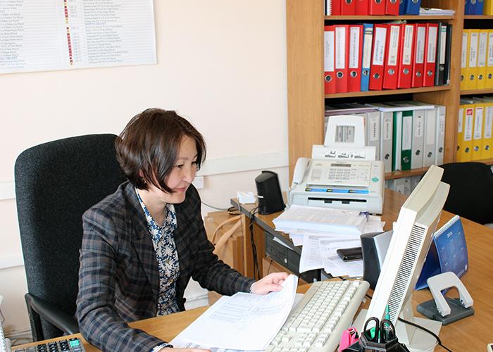 Кененбаева Гюльзат