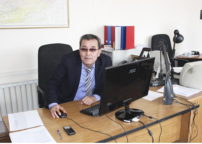 Segizbaev Omurzhan