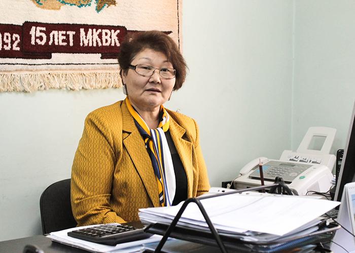 Sydykova Damira