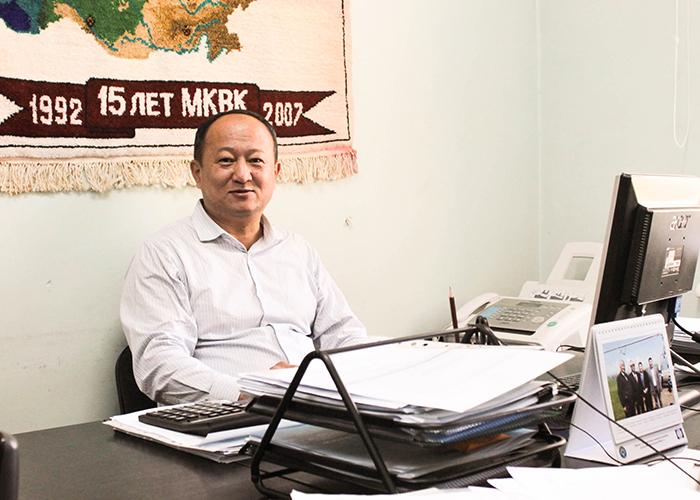 Маматалиев Нургазы Патийдинович