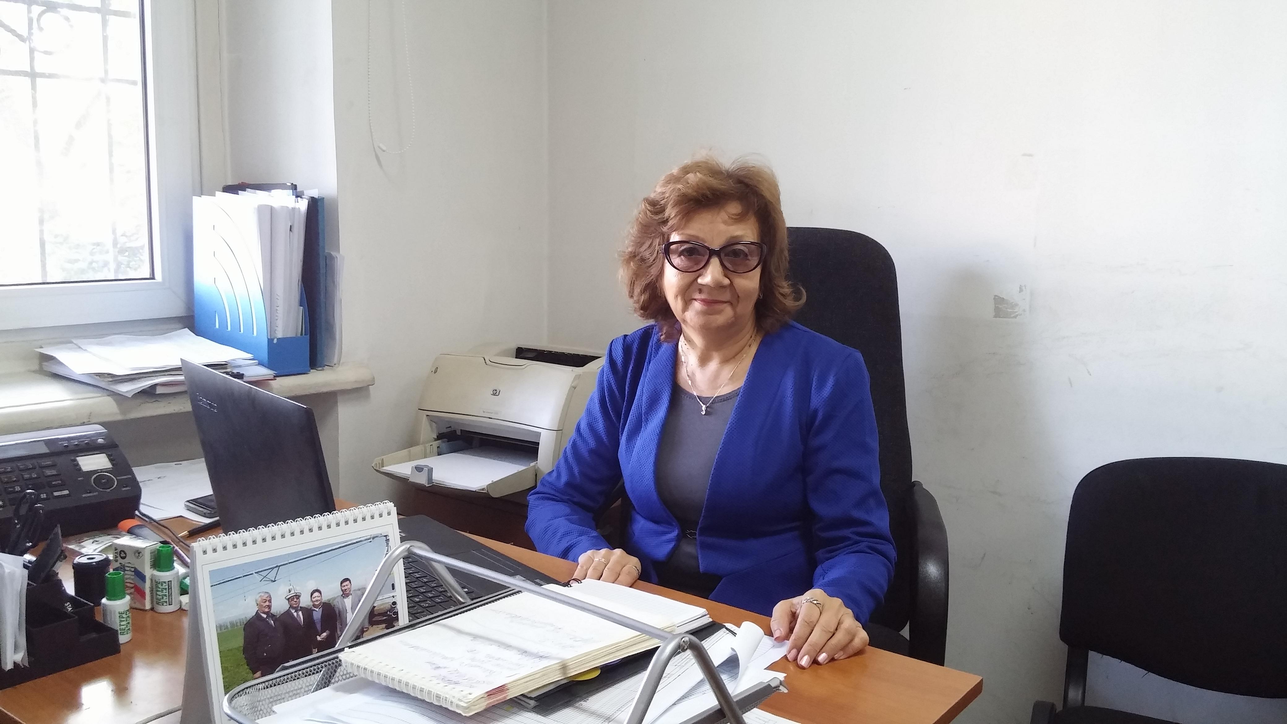 Альчибекова Дамира Оморовна
