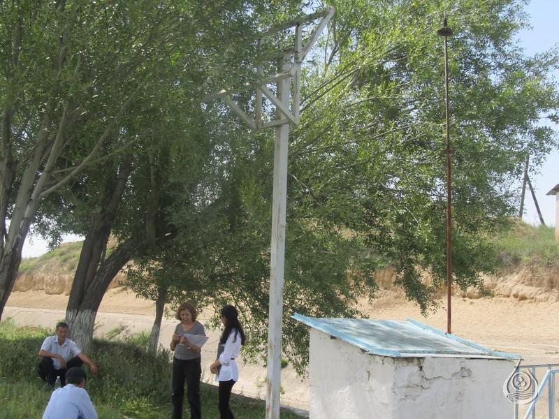 ААБК  Гидропост ПК 282  Араванский р-н 1 июня 2016г.