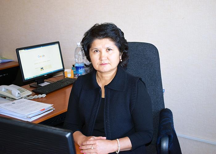 Джумаева Салтанат Мырзаевна