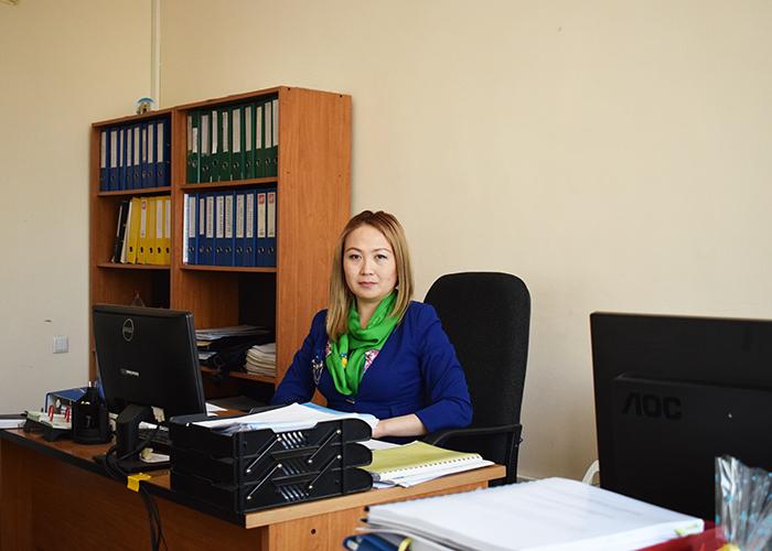 Orozalieva Samara