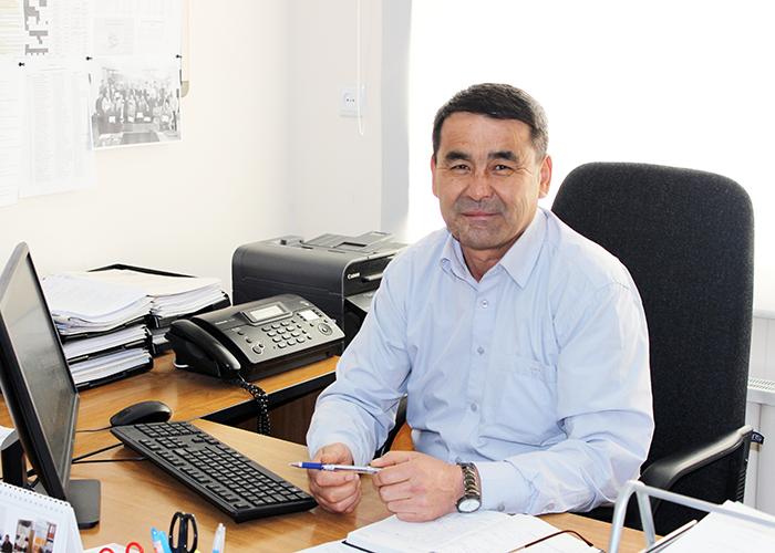 Жаанбаев Кутчубай Арстанбекович