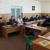Семинар встреча в пилотной системе МК Араван-Ак-Буура, Ошской области