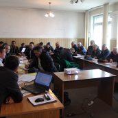 Семинар встреча по созданию и формированию общественного водохозяйственного совета в МК Араван-Ак-Бура Ошской области