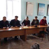 Участники семинара в Жалал-Абадской области
