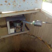 Гидропост. Система беспроводного, сенсорного аппарата передачи данных для определения расхода воды.