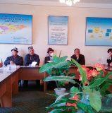 Во время семинара в ОВХС ААБК