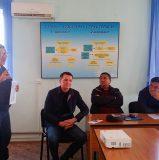 В семинаре выступает К.Сулайманов