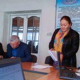 Начальник РСО Ошского БУВХ-Тургунбаева Р, рассказывает о планах ЭиТО на 2018-й год и о пятилетнем плане системы