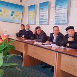Участники семинара в ОВХС ААБК