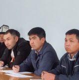 Участники семинара в ОВХС Кожо-Кайыр